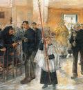 Strydonck van Guillaume Procession in church Sun