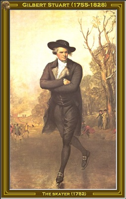 gilbert stuart the skater 1782 po amp