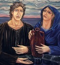 Sucsan Jesus et la Samaritaine, De