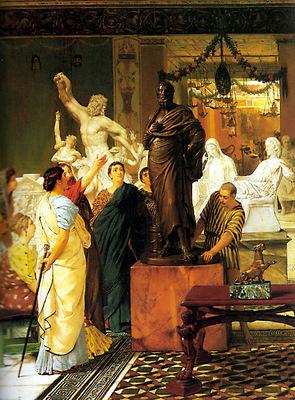 ger Tadema ASculptureGallery