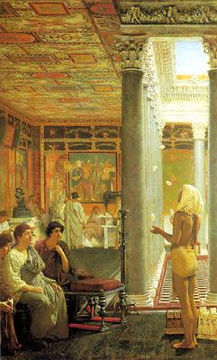 ger Tadema EgyptianJuggler