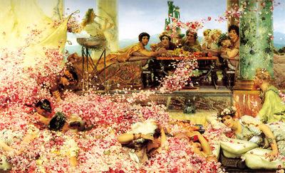 ger Tadema TheRosesOfHeliogabalus