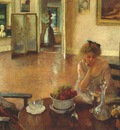tarbell the breakfast room 1902