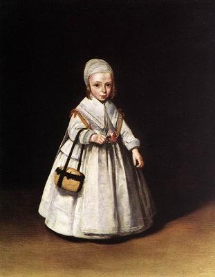 Helena van der Schalcke as a Child WGA