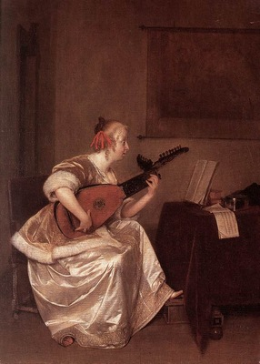 The Lute Player WGA