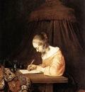 Woman Writing a Letter WGA