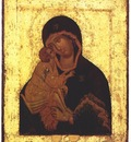 theophanes the greek virgin of the don late 14th c