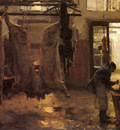 Tholen Willem Bastiaan The slaughterhouse Sun