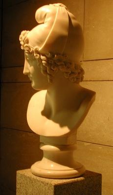 Thorvaldsen Bertel Head of Paris