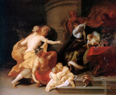 Thulden van Theodoor Discord expels art and science Sun