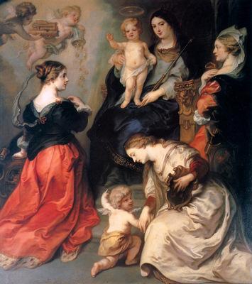 Thulden van Theodoor Flanders and Brabant honour Maria Sun