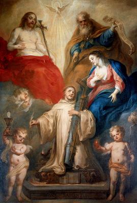 Thulden van Theodoor Holy trinity Sun