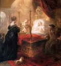 Thulden van Theodoor Holy Franciscus annouces birth of son S