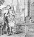 Thulden van Theodoor Odyseus recognised by his dog Sun