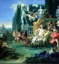 XVIII El Imperio de Flora