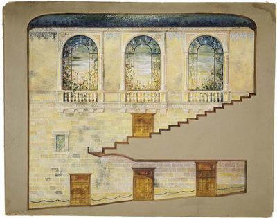 tiffany design for hershey theatre hershey pennsylvania interior wall ca