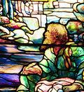 Tiffany St John s vision on Patmos