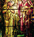 Tiffany The Baptism of Jesus