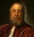 TINTORETTO A PROCURATOR OF SAINT MARKS,DETALJ 1 1575 1585,