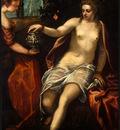 TINTORETTO SUSANNA, C  1575, NGW