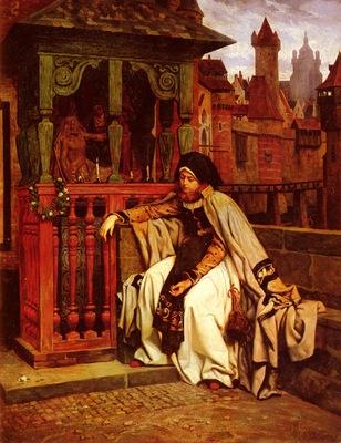 Tissot James Jacques Joseph Marguerite Au Rempart