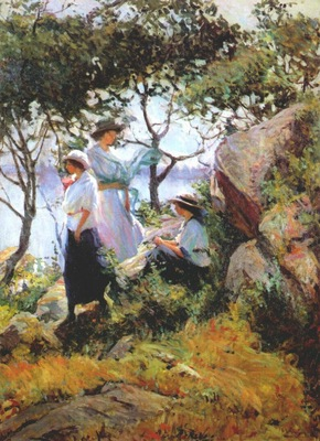 titcomb summer girls c1912
