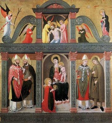St Lucy Altarpiece WGA