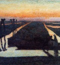 Toorop Jan Vicinity of Broek in Waterland