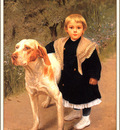 bs ahp Luigi Torro Child With A Hound