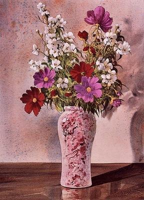Pierre Tougas Fleurs diverses, De