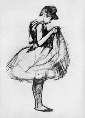 Toulouse Lautrec Henri Dancer Sun