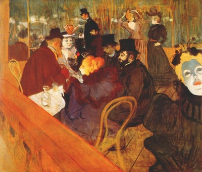 lautrec at the moulin rouge