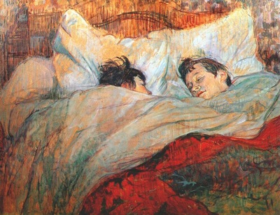lautrec in bed