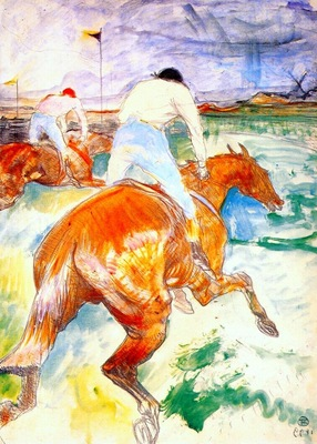 lautrec the jockey