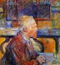 Toulouse Lautrec de Henri Vincent van Gogh Sun