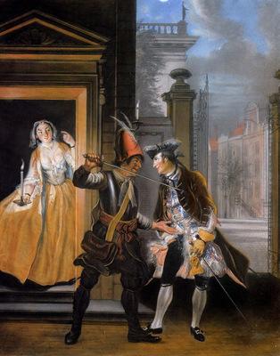 Troost Cornelis Captain Ulrich Creed Deceived Sun