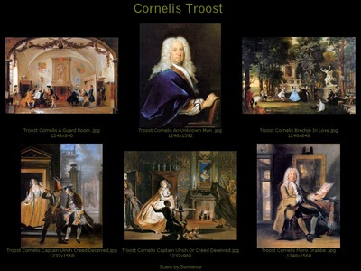 Troost Cornelis Index Sun