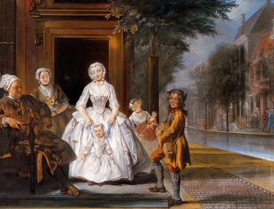 Troost Cornelis Organ Grinder Sun