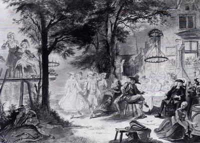 Troost Cornelis The Wedding Of Kloris And Roosje 10 Sun