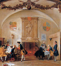Troost Cornelis A Guard Room Sun