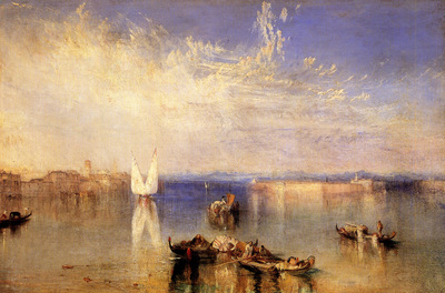 Turner Joseph Mallord William Campo Santo Venice