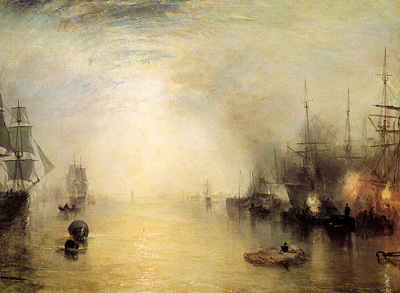 Turner Joseph Mallord William Keelmen heaving in coals by night