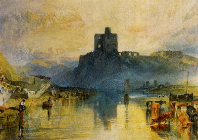 Turner Joseph Mallord William Norham Castle on the River Tweed