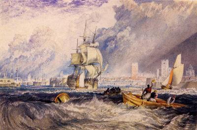 Turner Joseph Mallord William Portsmouth