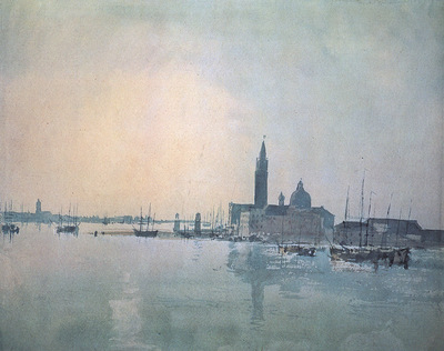 Turner Joseph Mallord William San Giorgio Maggiore in the morning
