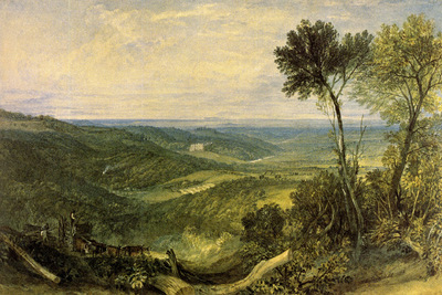 Turner Joseph Mallord William The Vale of Ashburnham