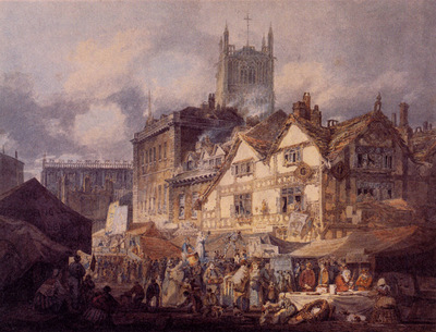 Turner Joseph Mallord William Woolverhampton Staffordshire