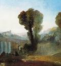 Turner Joseph Mallord William Ariccia Sunset