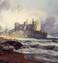 Turner Joseph Mallord William Conway Castle