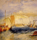 Turner Joseph Mallord William Dover Castle
